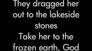 Thea Gilmore - Water to Sky - Lyrics