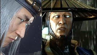 Raiden Activates Beast Mode Vs Liu Kang Activates Beast Mode - Mortal Kombat 11
