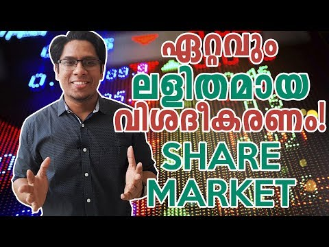 Most Easy Explanation of Share Market for Beginners Malayalam  Finance, Investment & Money Education