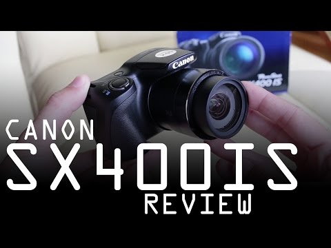 Canon Powershot SX400IS review
