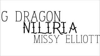 Niliria ❤ G-DRAGON feat. Missy Elliott [LYRICS ✨TYPOGRAPHY]