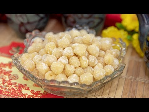 Candied Lotus Seeds (Mut Hat Sen)