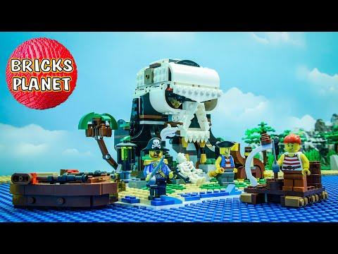 Vidéo LEGO Creator 31109 : Le bateau pirate
