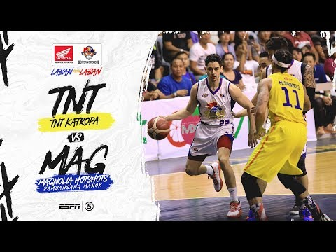 [Sport5]  Full Game: TNT vs Magnolia | PBA Governors' Cup 2019