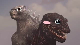 Godzilla Senpai [SFM]