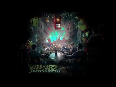 EATBRAIN Podcast #082 by RIDO & COUNTERSTRIKE [Neurofunk Drum & Bass Mix]