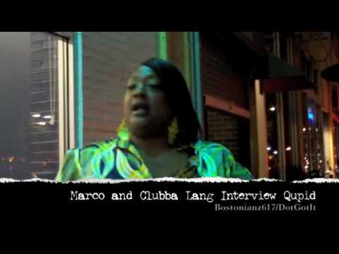 Marco & clubba Lang Interview Qupid