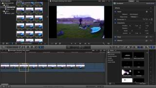 Final Cut Pro X Time-lapse Tutorial + My Donegal Time-lapse