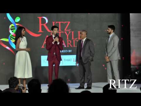 Game changer Anirudh wins hearts with South Prodigy Award at Audi Ritz Style Awards