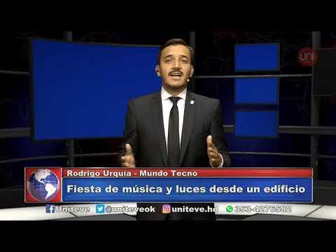 Mundo tecno - Rodrigo Urquía