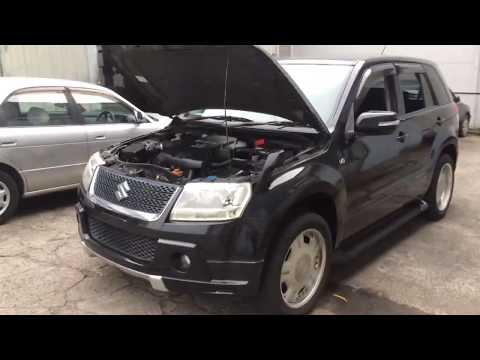 В разбор Suzuki Escudo TDB4W N32A