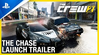 PlayStation The Crew 2 - The Chase Launch Trailer | PS4 anuncio