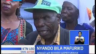 Wakazi wa Nyando waitaka serikali kubuni suluhisho la kudumu kuhusu mafuriko eneo hilo