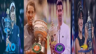 Ranking Tennis 2019 Grand Slams (Worst to Best)