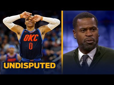 Stephen Jackson admits he got the 2017-18 Oklahoma City Thunder all wrong | UNDISPUTED