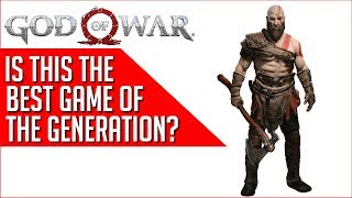 The Laymen Review The New God of War