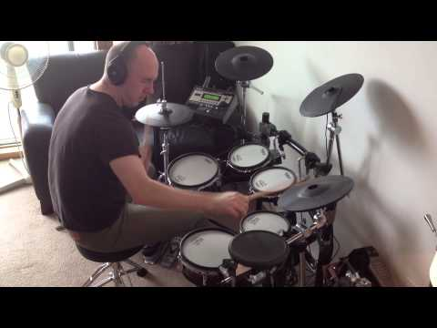 The Police - Bombs Away (Roland TD-12 Drum Cover)