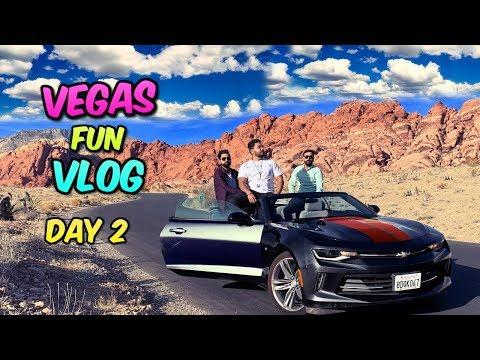 Las Vegas Fun Trip Vlog | Day 2