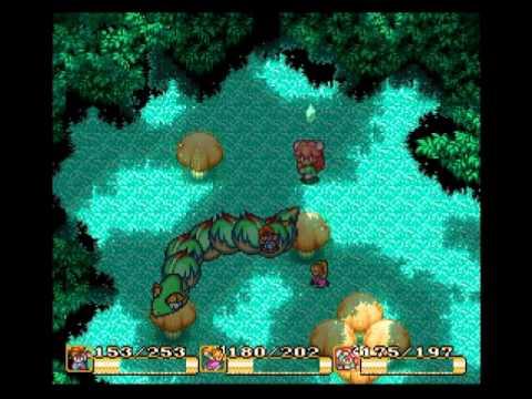 Lets Play Together Secret of Mana Part 17  - Ein kleiner einsamer Drache namens Lufti