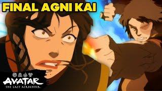 Zuko + Katara vs. Azula 🔥FULL Agni Kai | Avatar