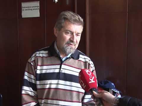 Prof dr Ninislav Nikicevic na Zagrebackom velesajmu