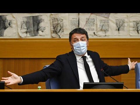Κυβερνητική κρίση στην Ιταλία