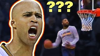 Kyrie Irving Windmill Attempt Surprises RJ | Best of Wired ft. RJ & Pop