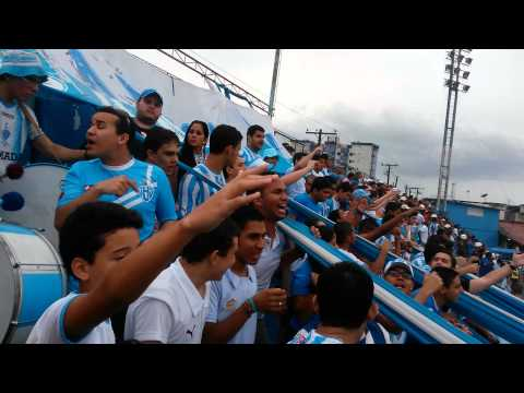 """BAC - Banda Alma Celeste"" Barra: Alma Celeste • Club: Paysandu"