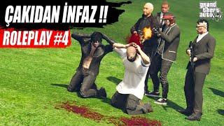 GTA 5 ROLEPLAY #4 ÇAKI FERHAT'IN SONU GELİYOR !!