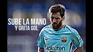 Messi Sube La Mano Y Grita Gol - Rumbo A Rusia 2018