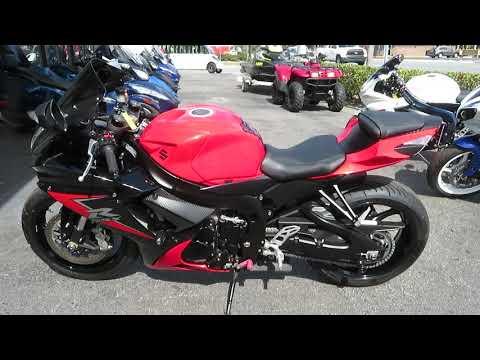 2013 Suzuki GSX-R600™ in Sanford, Florida - Video 1