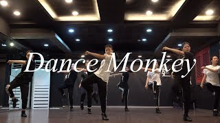 Tones And I Dance Monkey Choreography By WonHye Kim