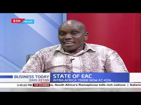 State of EAC: EAC preparedness to tackle the continent on matters trade