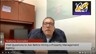 Vital Questions to Ask Before Hiring A Property Manager