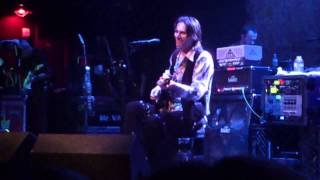 HD. The Moon and I/ Rescue me or bury me. Acoustic set. Steve Vai @ HoB San Diego