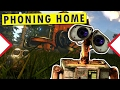 Phoning Home Jogo De Sobreviv ncia Com O Wall e 01