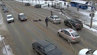 Первое смертельное ДТП в Саранске
