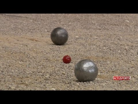 Pétanque: 1st Hereditary Prince Jacques Challenge