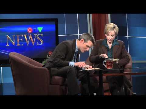 Life As CTV News Anchor