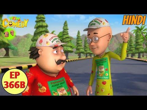 Motu Patlu 2019 | Cartoon in Hindi | Motu Ki Marathon  |3D Animated Cartoon for Kids