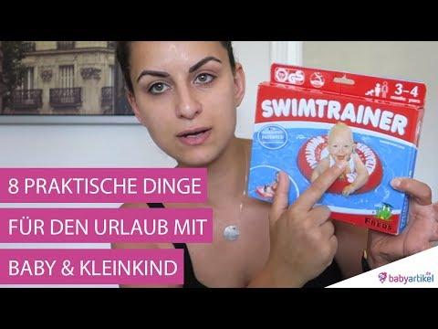 Was mitnehmen in den Sommerurlaub mit Baby & Kind - Strandspielzeug bis UV-Schutz | babyartikel.de