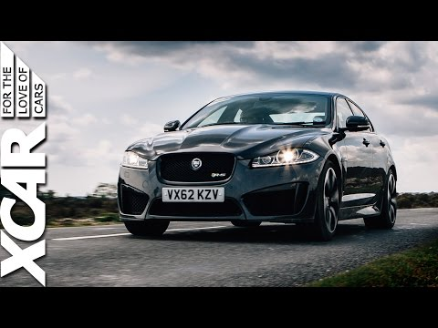 Jaguar XFR-S: Unleash Your Inner Child - XCAR