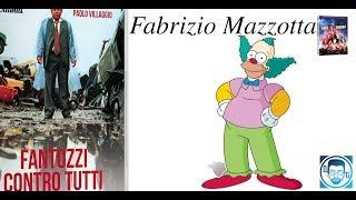 Intervista a Fabrizio Mazzotta© voce italiana di Krusty il clown©
