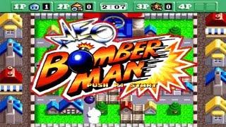 고전게임 네오 봄버맨(Neo Bomberman) 대결모드 Clear