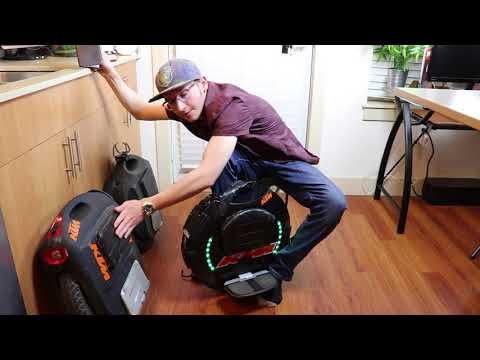 BEST ELECTRIC UNICYCLE FOR $$$$ (KING SONG 16S 2000 KM REVIEW)