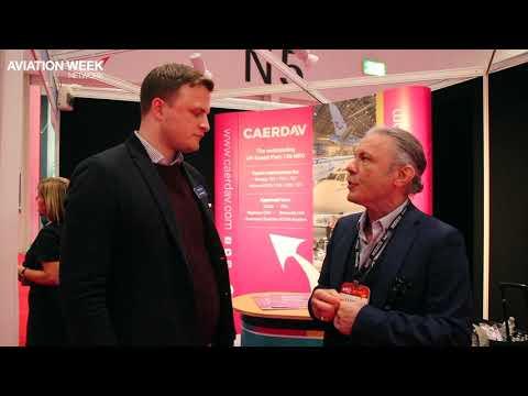 Caerdav's Bruce Dickinson Talks New Paint Capabilities