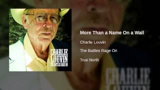 Charlie Louvin - More Than a Name On a Wall