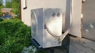 Дома с тепловыми насосами на июнь 2020