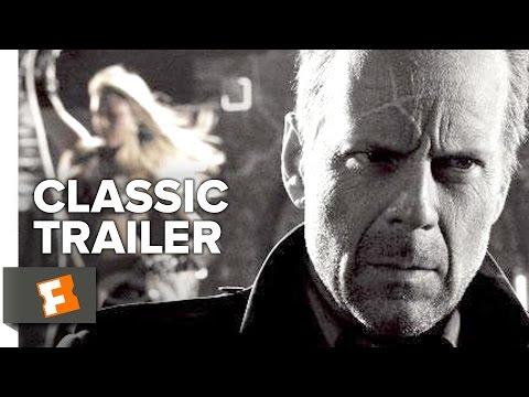 Sin City Movie Trailer