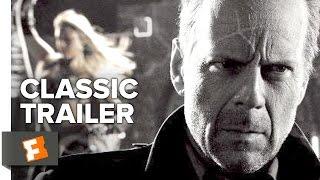 Sin City (2005) Official DVD Trailer - Bruce Willis, Clive Owen Crime Thriller